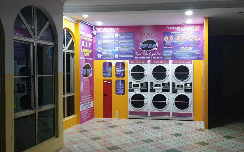 Jom Cuci Diy Laundry Jomcuci D I Y